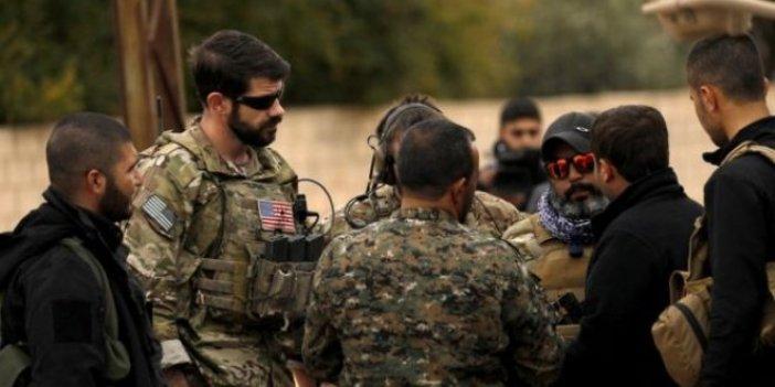 ABD askerinde YPG bölgesinde devriye