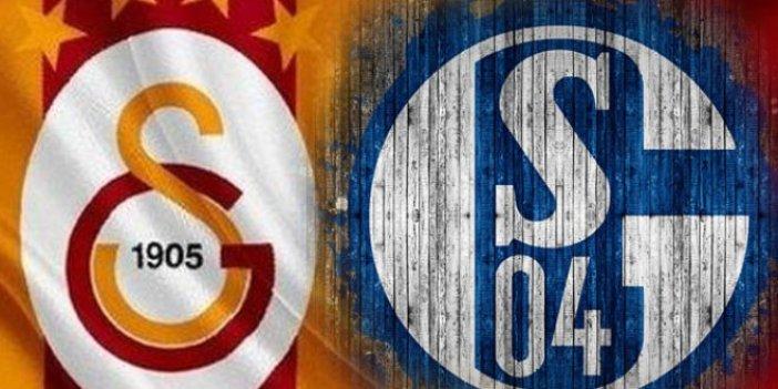 Schalke Galatasaray maçı saat kaçta, hangi kanalda?