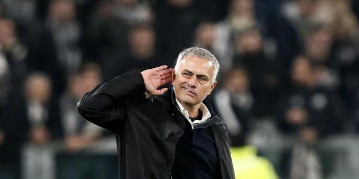 Juventus taraftarının Mourinho nefreti sürüyor