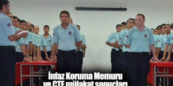İKM ve CTE personel alımı mülakat sonuçları ne zaman açıklanacak?