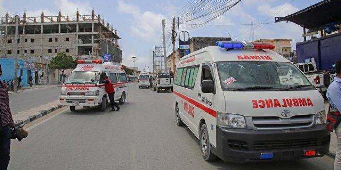 Somali'de terör saldırısı!