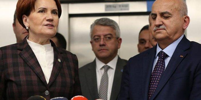 Meral Akşener'den Mansur Yavaş'ın sözlerine cevap