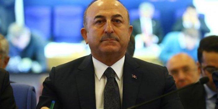 Çavuşoğlu'ndan Kaşıkçı soruşturması açıklaması