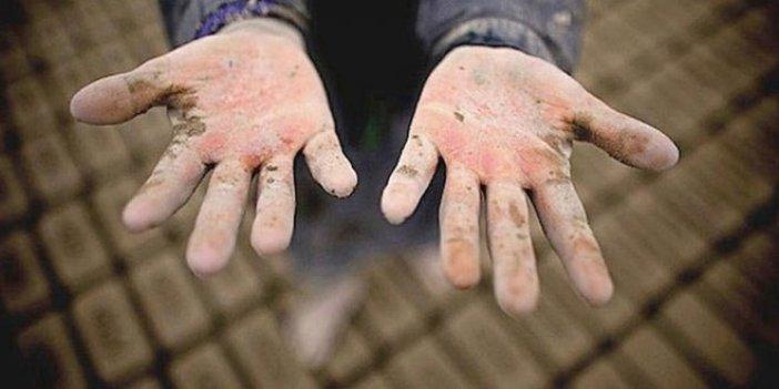 5 yılda 354 çocuk işçi öldü!