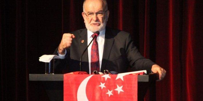 Karamollaoğlu'ndan, Erbakan'a yanıt