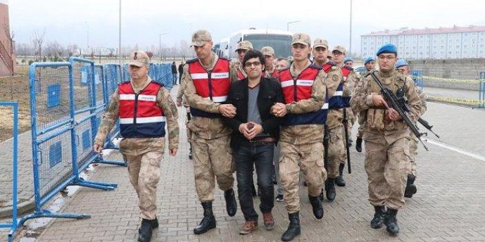 Erzincan'daki FETÖ davasında 53 kişi hapis cezasına çarptırıldı