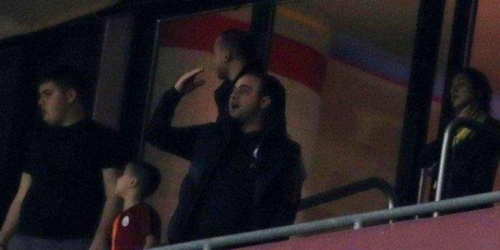 Hasan Şaş'tan penaltı kararına sert tepki