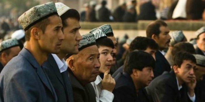 Bir milyondan fazla Çinli, Uygur Türklerini izliyor