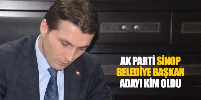 AK Parti Sinop belediye başkan adayı Ali Çöpçü kim