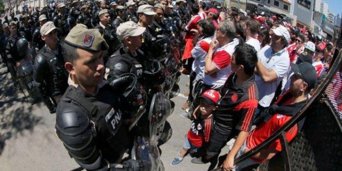 River Plate-Boca Juniors maçı istifa getirdi