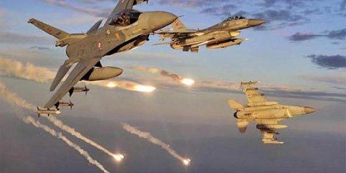 Irak'ın kuzeyine hava harekâtı