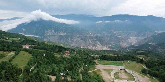 Cerrattepe'deki maden için mahkemeden ÇED raporu kararı