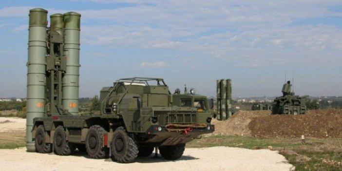 ABD'den Türkiye'ye S 400 tehdidi