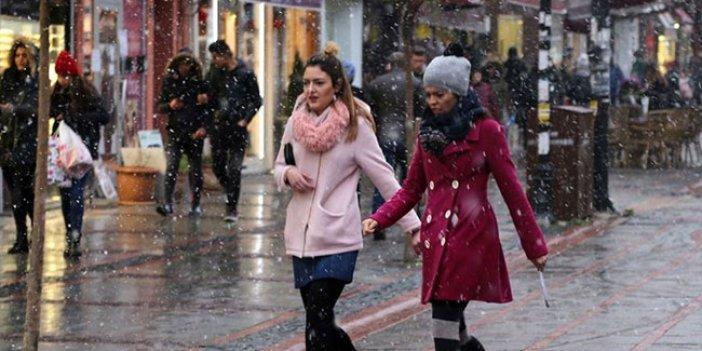 İstanbul'da kış ılık geçecek