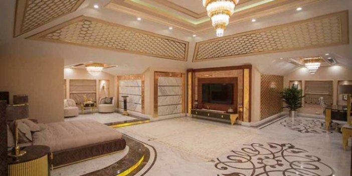 Dubai Emirinden Gebze'de ultra lüks malikane!