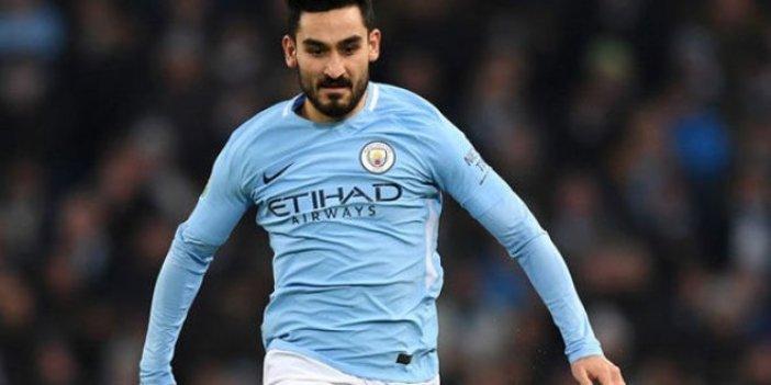 İlkay Gündoğan gol attı, Manchester City kazandı
