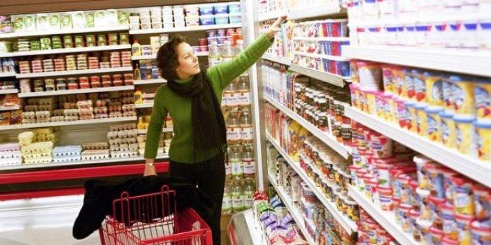 Tüketici Fiyat Endeksi azaldı