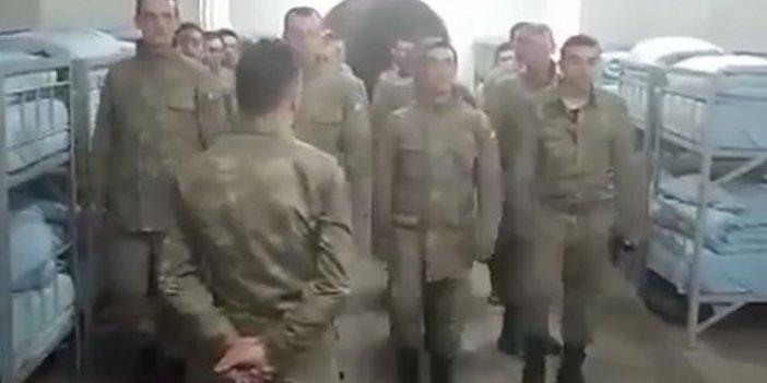 Askeri siyasete alet ettiler