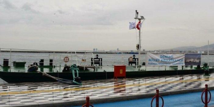Zübeyde Hanım Müze Gemisi Millet Kıraathanesi oluyor!
