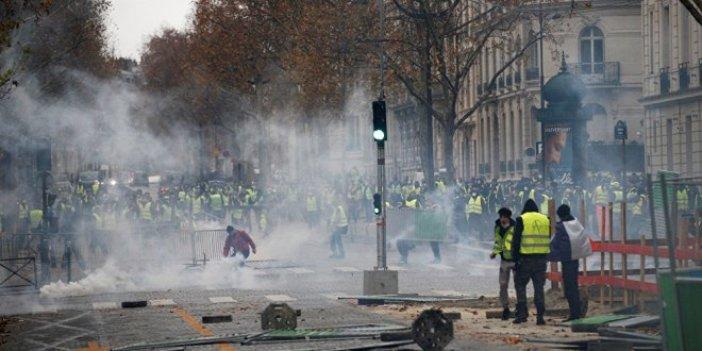 PSG- Montpellier maçı, protestolar yüzünden ertelendi