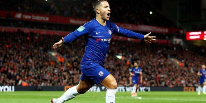 Chelsea, Hazard için 170 milyon euro istiyor