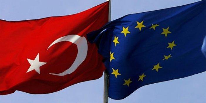 AB'den Türkiye'ye yardım'da 146,7 milyon euroluk kesinti