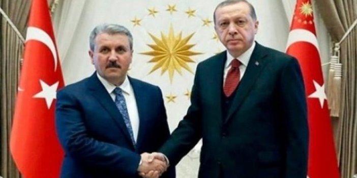AKP ve BBP arasında kritik görüşme