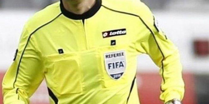 Süper Lig 15. hafta hakemleri belli oldu