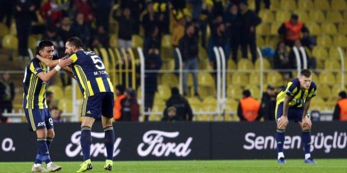 Fenerbahçe'de sakatlık krizi