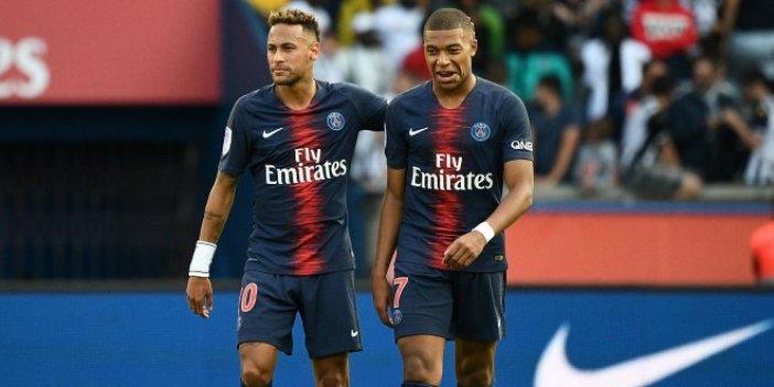 Neymar ve Mbappe ile ilgili önemli iddia