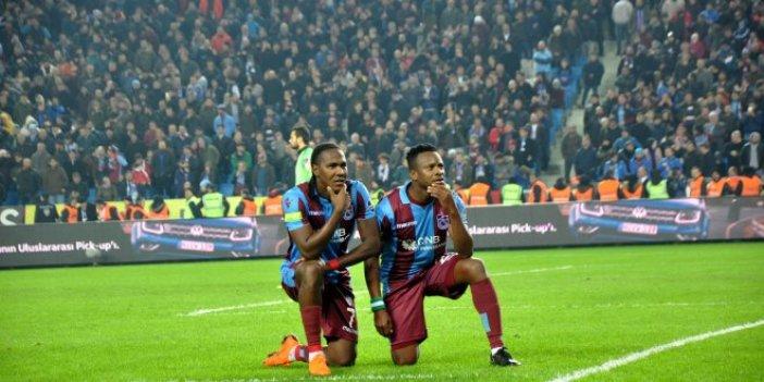 Trabzonspor-Atiker Konyaspor 3-0 (Maç özeti)