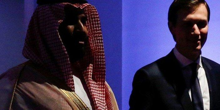 New York Times: 'Kushner, Prens Selman'a destek verdi'