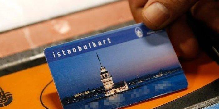 İstanbul Kart yenileme ücretlerinden her yıl yaklaşık 20 milyon TL alınıyor
