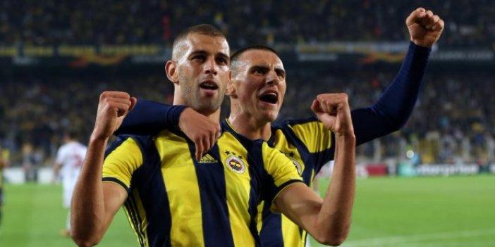 Fenerbahçe Slimani'yi gönderemiyor