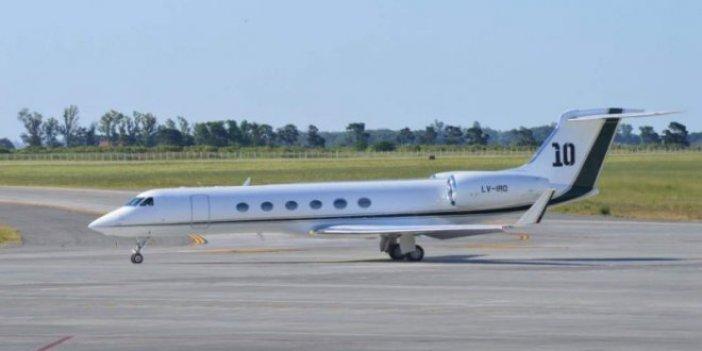 Lionel Messi, 15 milyon dolar değerinde özel jet satın aldı