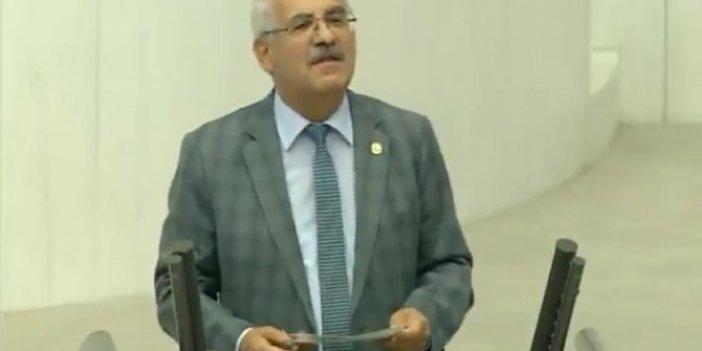 İYİ Parti'li Fahrettin Yokuş'tan Sudan'dan tarım arazisi alınması kararına tepki