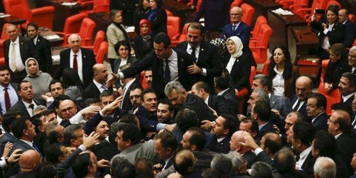 Bütçe görüşmelerinde AKP-CHP gerginliği