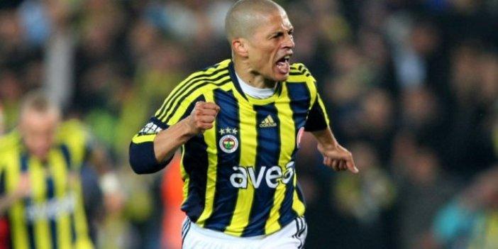 Alex de Souza'dan Fenerbahçe değerlendirmesi