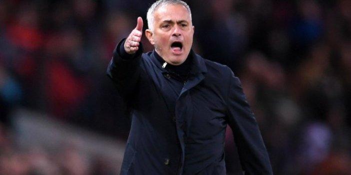 Mourinho, Inter'e dönüş yolunda iddiası
