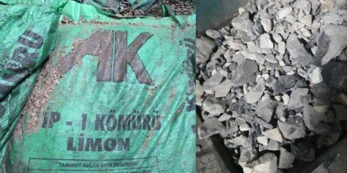 Mehmetçik'e ısıtmayan kömür satmışlar!