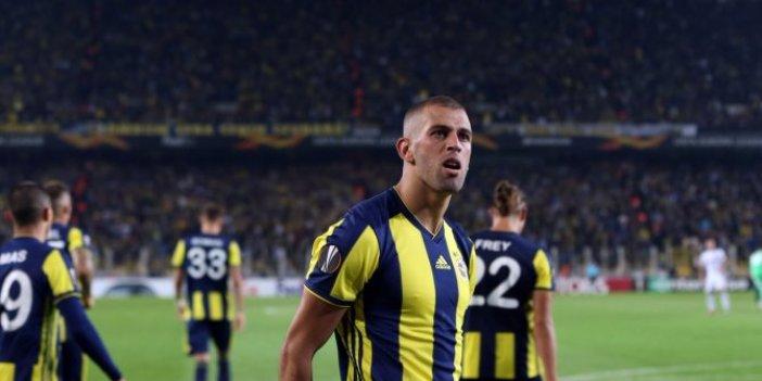 Fenerbahçe'de Slimani kadro dışı!