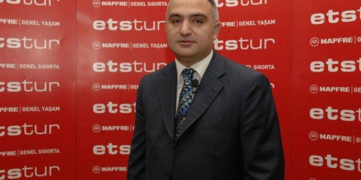 """Bakan Ersoy: """"Otellerim için imar barışına başvurdum, niye kaçırayım?"""""""