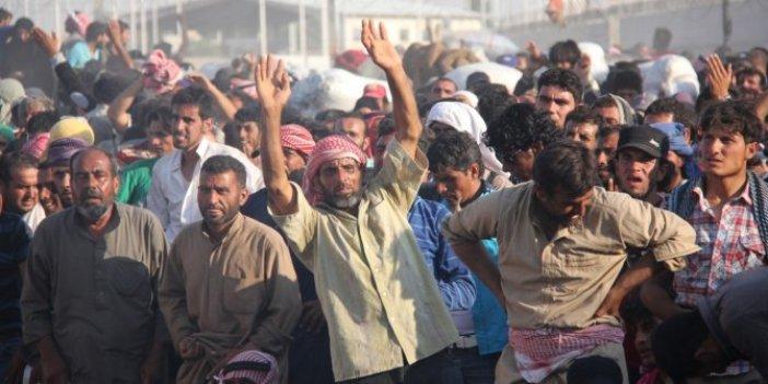 Türkiye'deki Suriyeli sayısında dikkat çeken artış