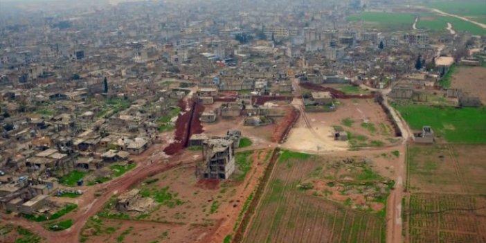 YPG/PKK'nın kazdığı tüneller görüntülendi