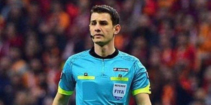 Süper Lig'de 17. haftanın hakemleri açıklandı