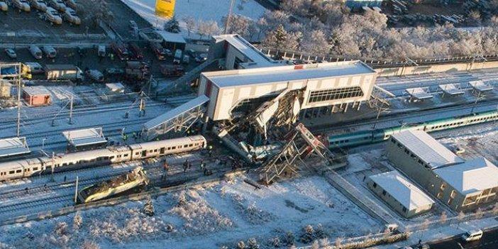 Ankara'daki tren kazası soruşturması genişletildi