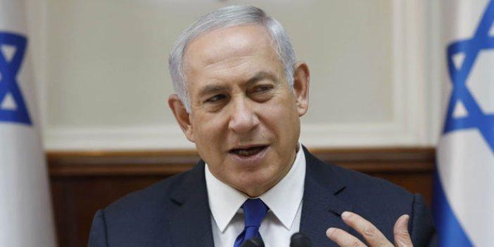 Netanyahu'dan İran açıklaması!
