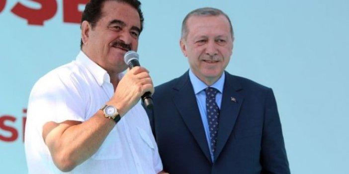 İbrahim Tatlıses AKP'ye üye oldu