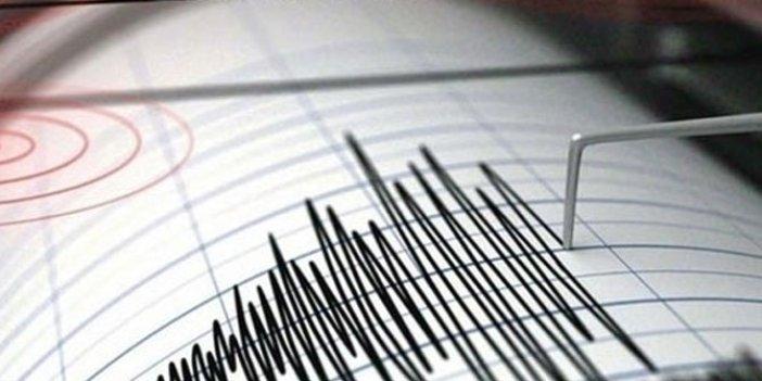 Endonezya'da 6.1 büyüklüğünde deprem meydana geldi!
