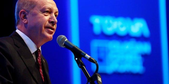 """Cumhurbaşkanı Erdoğan: """"Kibirli insan sarımsak kokan ağız gibidir"""""""